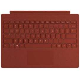 Клавиатура Microsoft Surface Pro Signature Type Cover Poppy Red