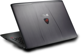 "Ноутбук ASUS ROG GL552VW (Intel Core i7 6700HQ 2600 MHz/15.6""/1920x1080/16Gb/1128Gb HDD+SSD/DVD-RW/NVIDIA GeForce GTX 960M/Wi-Fi/Bluetooth/Win 10 Home)"