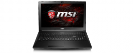"Ноутбук MSI GL62M 7RE (Intel Core i7 7700HQ 2800 MHz/15.6""/1920x1080/16Gb/1256Gb HDD+SSD/DVD нет/NVIDIA GeForce GTX 1050 Ti/Wi-Fi/Bluetooth/Win 10 Home)"