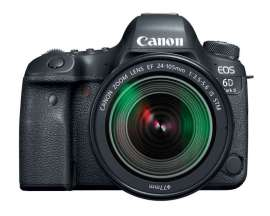 Зеркальный фотоаппарат Canon EOS 6D Mark II Kit 24-105mm is stm