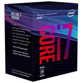 Процессор Intel Core i7-8700 Coffee Lake (3200MHz, LGA1151 v2, L3 12288Kb) BOX