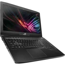 "Ноутбук ASUS ROG SCAR Edition GL503VD (Intel Core i7 7700HQ 2800 MHz/15.6""/1920x1080/12Gb/1256Gb HDD+SSD/DVD нет/NVIDIA GeForce GTX 1050/Wi-Fi/Bluetooth/Windows 10 Home)"