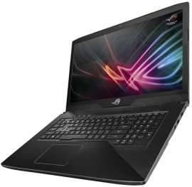 "Ноутбук ASUS ROG Strix GL703VM (Intel Core i7 7700HQ 2800 MHz/17.3""/1920x1080/16Gb/1000Gb HDD/DVD нет/NVIDIA GeForce GTX 1060/Wi-Fi/Bluetooth/Windows 10 Home)"