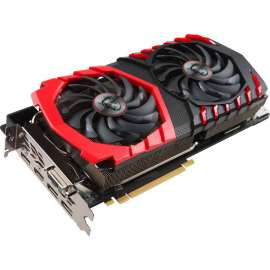 Видеокарта MSI GeForce GTX 1080 Ti 1506Mhz PCI-E 3.0 11264Mb 11016Mhz 352 bit DVI 2xHDMI HDCP Gaming