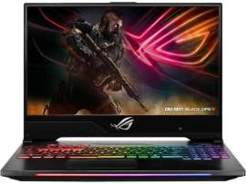 "Ноутбук ASUS ROG Strix Hero II GL504GM (Intel Core i7 8750H 2200 MHz/15.6""/1920x1080/16GB/1256GB HDD+SSD/DVD нет/NVIDIA GeForce GTX 1060/Wi-Fi/Bluetooth/Windows 10 Home)"