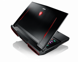"Ноутбук MSI GT75 8RG Titan (Intel Core i9 8950HK 2900 MHz/17.3""/1920x1080/32GB/1512GB HDD+SSD/DVD нет/NVIDIA GeForce GTX 1080/Wi-Fi/Bluetooth/Windows 10 Home)"