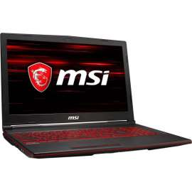 "Ноутбук MSI GL63 8RC-466RU (Intel Core i7 8750H 2200 MHz/15.6""/1920x1080/8GB/1128GB HDD+SSD/DVD нет/NVIDIA GeForce GTX 1050/Wi-Fi/Bluetooth/Windows 10 Home)"